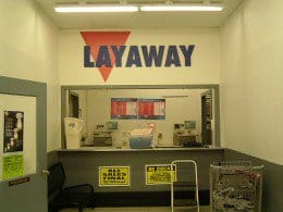 Kmart uses layway to help customers during troubled times
