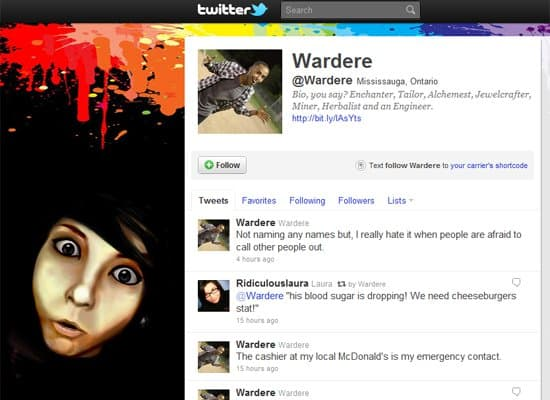 13 Funny Twitter Backgrounds Funny Backgrounds For Twitter