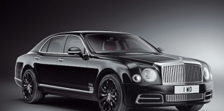 2019 Bentley Muslanne