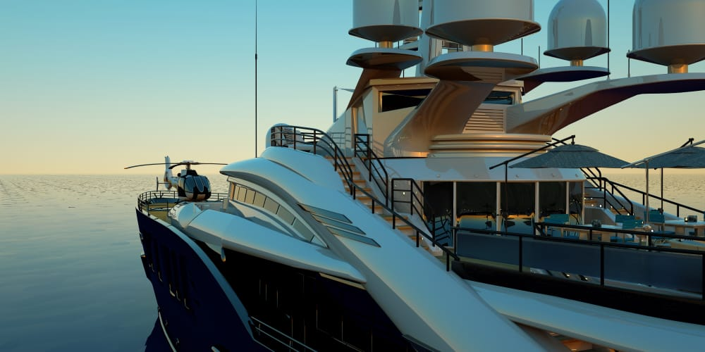 Superyacht Staff Reveals the Reality Working Below Deck