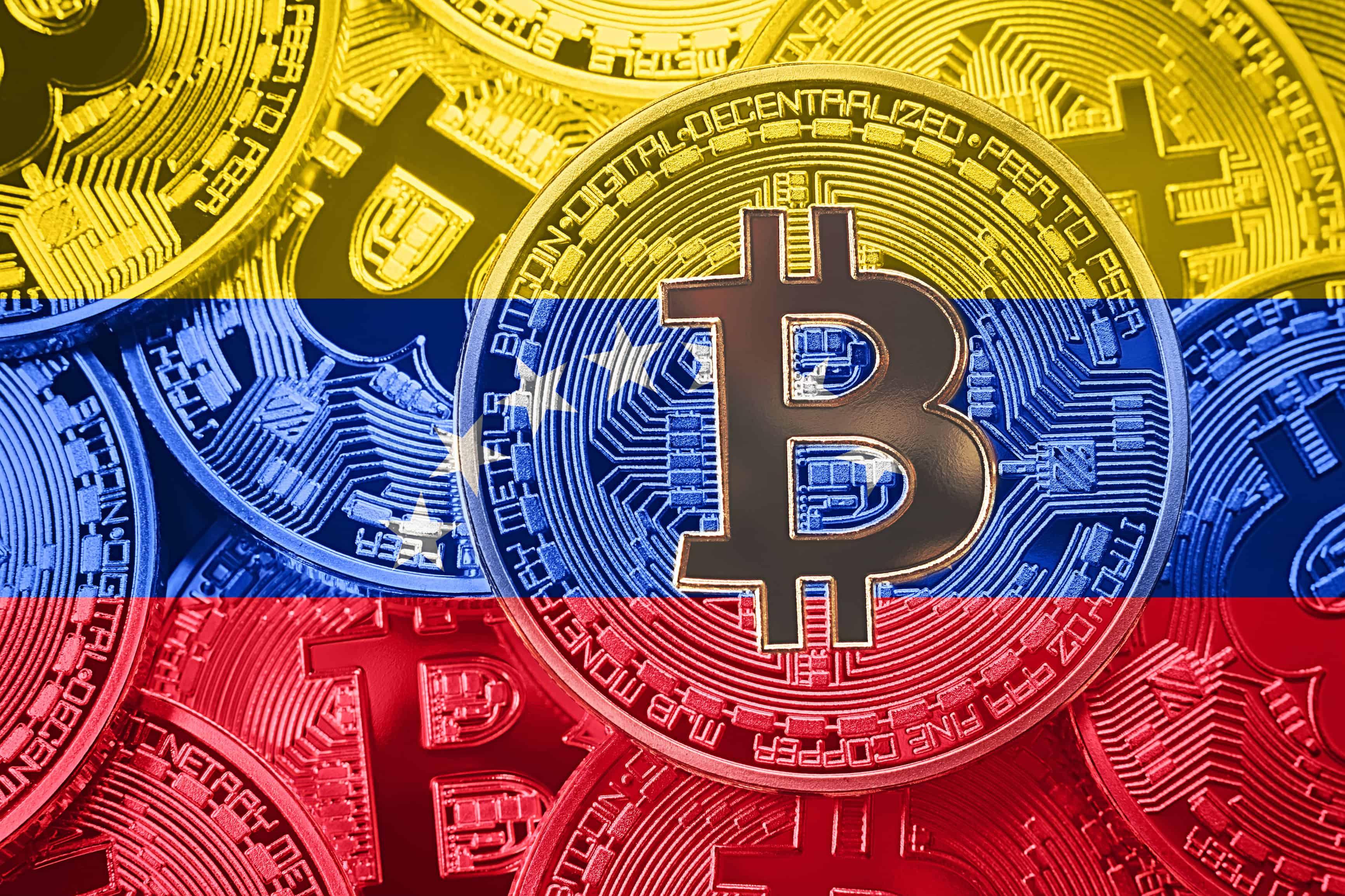 venezuela bitcoin a bitcoin cím ellenőrzése